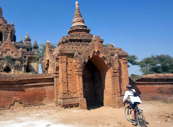 Mandalay Bike Tour (1 Day)
